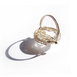 Bruixeria: plata i vidre facetat / Witchcraft: silver and cut glass