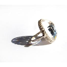 Bruixeria: plata i vidre facetat / Witchcraft: silver and cutt glass