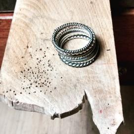 Bandes amb textura / Textured bands