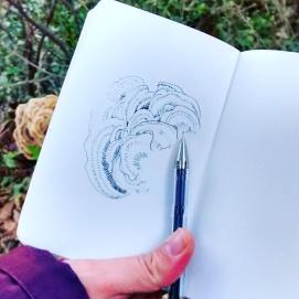 Així comença tot: dibuix / The begining: drawing